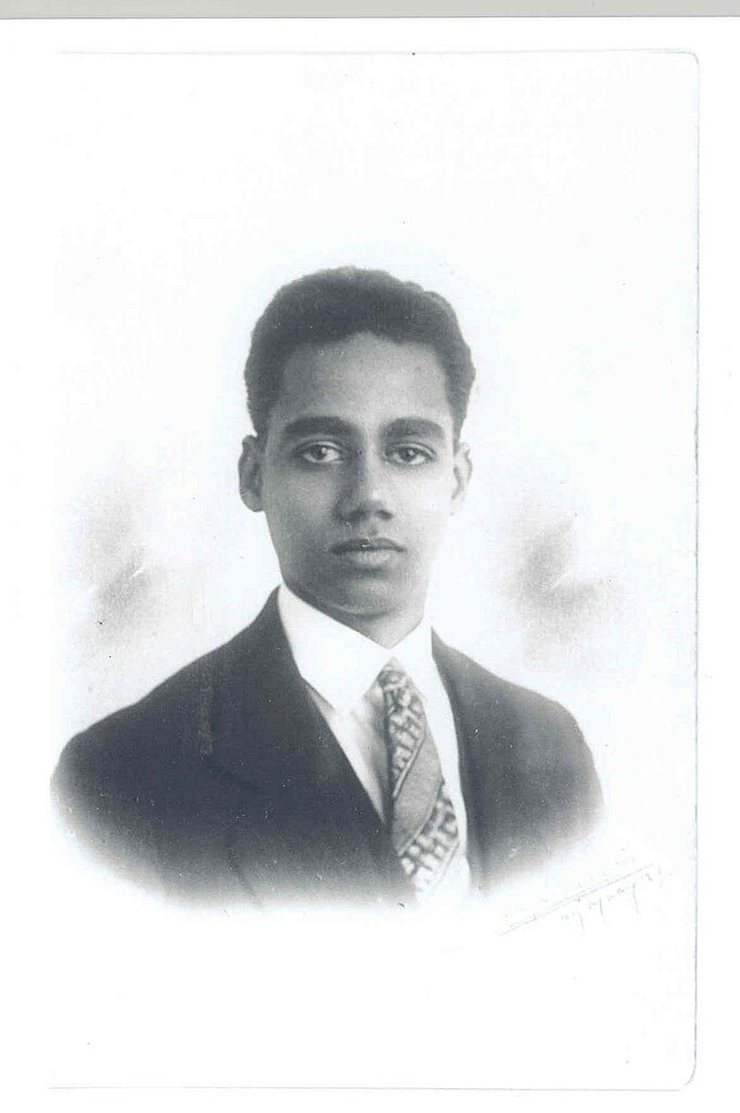 Waldemar Nods was born in 1908 in Surinam, which was a Dutch colony at the time. He was interned in the Neuengamme concentration camp in 1944 because he and his wife hid Jewish refugees in their Dutch inn. He died in the beginning of May 1945, before the camp was liberated.  ANg F 2005-2894