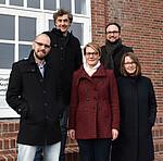 Foto des Projektteams Hannoverscher Bahnhof