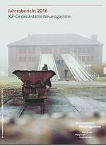 Cover des Jahresberichtes 2016