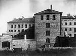 Foto des Wehrmachtuntersuchungsgefängnisses Hamburg-Altona