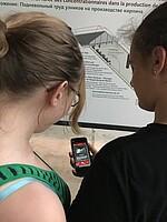 Rundgang über die KZ-Gedenkstätte Neuengamme mit dem Audioguide, KZ-Gedenkstätte Neuengamme (GP), 2016