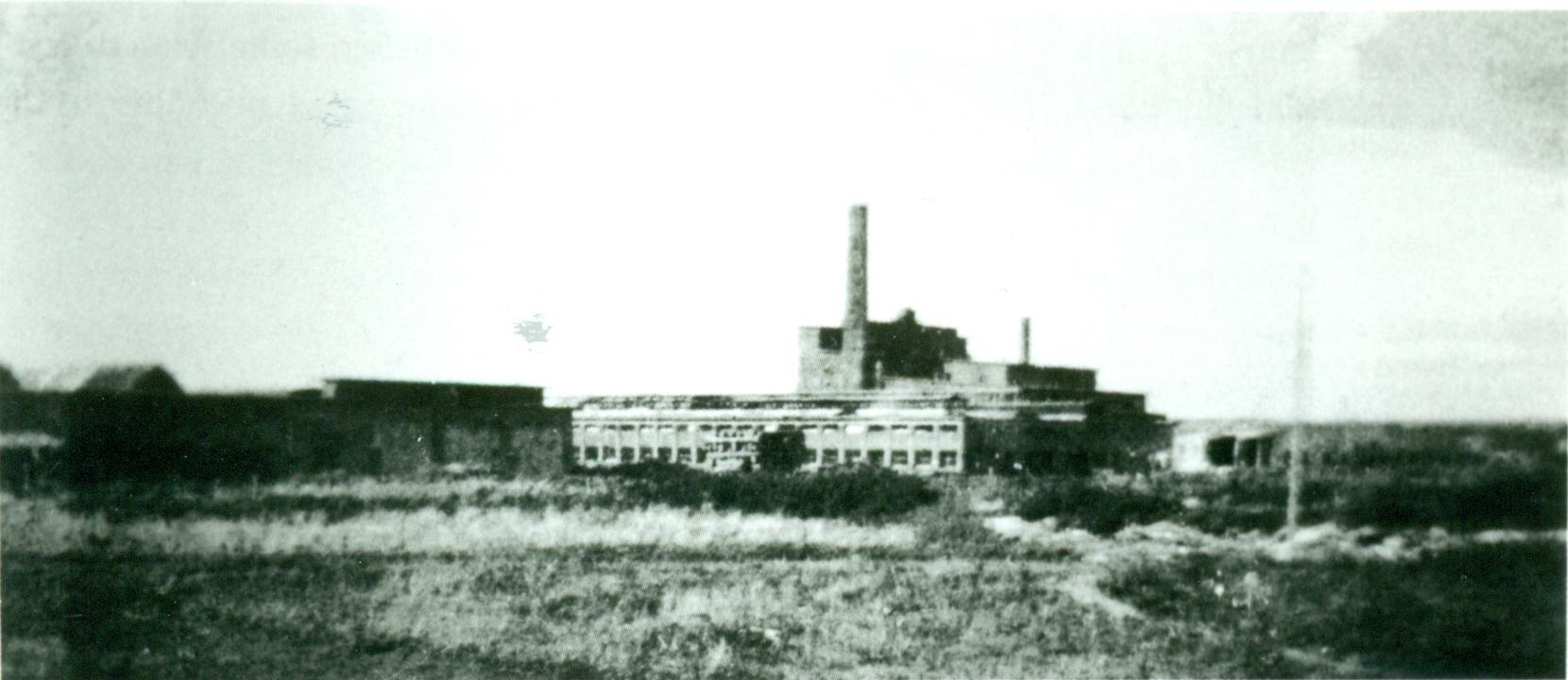 Fabrique d'accumulateurs à Hanovre - Cultea